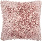 Mina Victory by Nourison WE210 Rose Decorative Pillow, 20