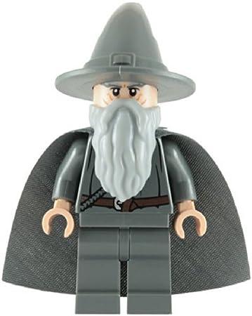 LEGO Le Seigneur Des Anneaux: Gandalf La Gris Mini-Figurine Avec Gris Cap