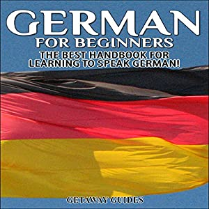 German for Beginners, 2nd Edition Audiobook