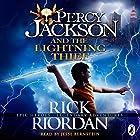 The Lightning Thief: Percy Jackson, Book 1 Hörbuch von Rick Riordan Gesprochen von: Jesse Bernstein