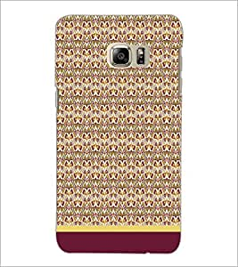 PrintDhaba Pattern D-1613 Back Case Cover for SAMSUNG GALAXY NOTE 5 (Multi-Coloured)