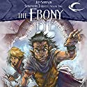 The Ebony Eye: Dragonlance: The New Adventures: Suncatcher Trilogy, Book 2 Audiobook by Jeff Sampson Narrated by Jeremy Arthur