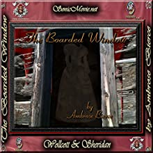 The Boarded Window (       UNABRIDGED) by Ambrose Bierce Narrated by K. Anderson Yancy