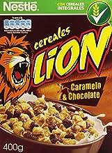 Nestlé - Lion Cereales Desayuno - 400 g - [Pack de 4]