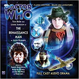 The Renaissance Man (Doctor Who: The Fourth Doctor Adventures) - Justin Richards