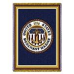 Merchant Marine Tap Blanket
