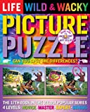 img - for LIFE Wild & Wacky Picture Puzzle book / textbook / text book