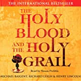 img - for The Holy Blood and The Holy Grail book / textbook / text book