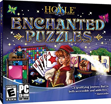 Hoyle Enchanted Puzzles JC [Old Version]