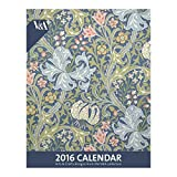Arts & Crafts Calendar 2016