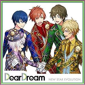 2.5次元応援プロジェクト「ドリフェス!」DearDreamデビューシングル「NEW STAR EVOLUTION」(DVD付)