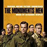 Monuments-men-(The)-:-bande-originale-du-film-de-Georges-Clooney