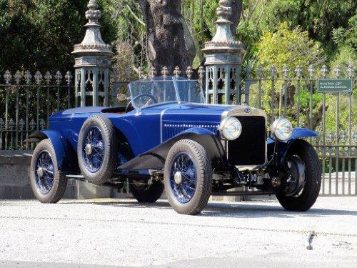 delage-co2-dual-cowl-tourer-1922-car-art-poster-print-on-10-mil-archival-satin-paper-blue-front-side