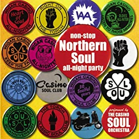 Non-Stop Northern Soul Party