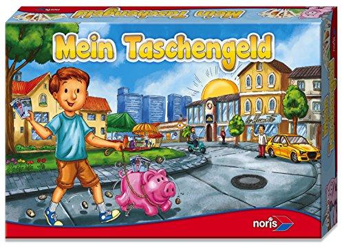 Noris Spiele 606076345 - Mein Taschengeld, Kinderspiel