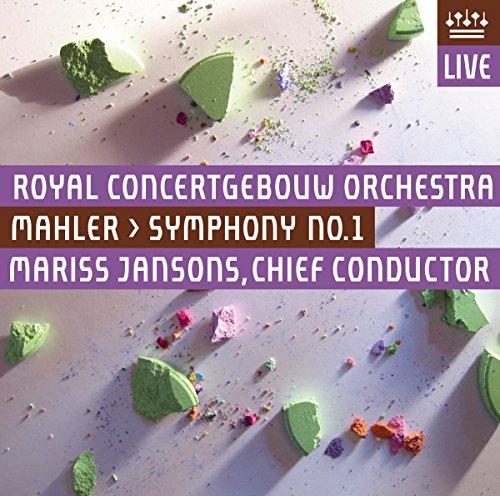 SACD : Mariss Jansons - Symphony 1 (Hybrid SACD)
