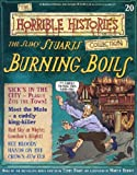 The Slimy Stuarts:Burning Boils (The Horrible Histories Collection) Terry Deary
