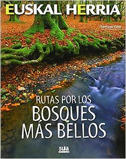 RUTAS POR LOS BOSQUES MAS BELLOS (SUA): 9788482165394: Amazon.com