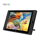 VEIKK VK1560 15.6 inch Drawing Pen Display IPS Drawing Monitor with 8192 Levels Battery-Free Pen