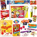 80's Retro Sweet & Candy Gift Box - Perfect Affordable Gift For Any Occasion With The Best Selection Ever - Letterbox Friendly
