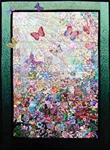 Amazon Com Whims Watercolor Quilt Kits Butterflies Are