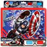 Marvel 3D Puzzle [28 Pieces - Captain Am...