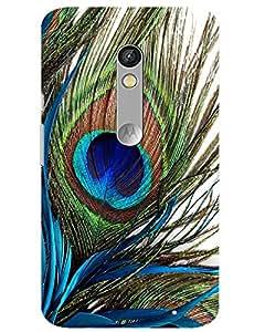 Motorola Moto X Play Printed Mobile Back Cover Case