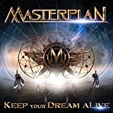 Keep Your Dream aLive! (CD/Blu-Ray) by Masterplan (2015-08-03)