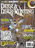 Deer & Deer Hunting (1-year) [Print +Kindle]