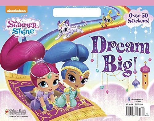 Dream Big! XL Coloring Book