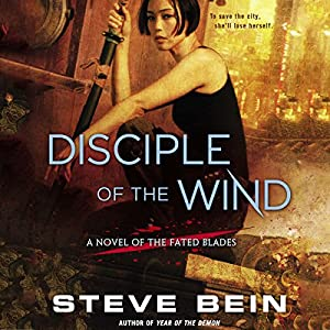 Disciple of the Wind Audiobook