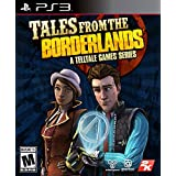 Tales From The Borderlands Play Station 3