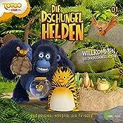 Willkommen bei den Dschungelhelden (Die Dschungelhelden 1) | Thomas Karallus, Lutz Schnell