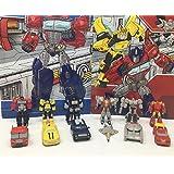 Transformers 12 Piece Cupcake Topper Set