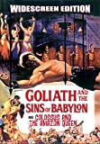 Goliath and the Sins of Babylon (Bonus Feature: Colossus and the Amazon Queen)