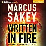 Written in Fire: The Brilliance Trilogy, Book 3