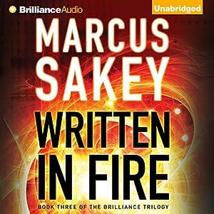 Written in Fire Audiobook