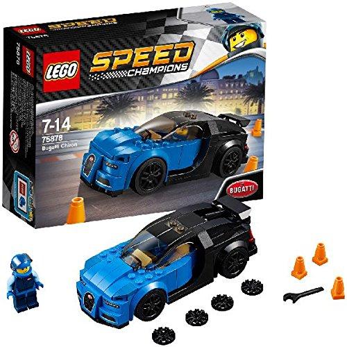 LEGO - 75878 - Speed Champions -  Jeu de Construction - Bugatti Chiron