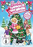 DVD Cover 'Barbie - Zauberhafte Weihnachten