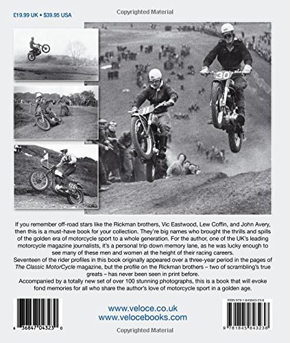 Off-Road Giants!: Heroes of 1960s Motorcycle Sport: 2