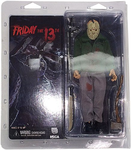 "Necaa Friday The 13Th Jason 8"" Action Figure"