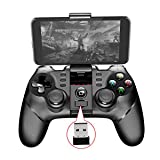IPEGA PG-9076 Bluetooth Wireless Controller Gamepad for PlayStation3 2.4G for PS3 Android/Samsung GALAXYS8/S8+ S9/S9+ Huawei P20 OPPO VIVO X21 Tablet PC TV Box (Color: IPEGA9076)