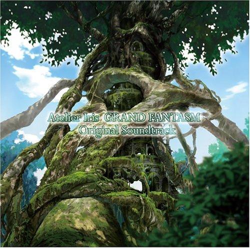 イリスのアトリエ グランファンタズム オリジナルサウンドトラック