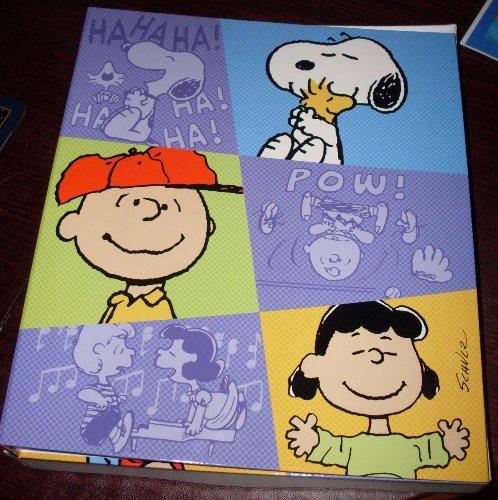 "Hallmark Peanuts Gang & Snoopy Large Scrapbook & Photo Album 13"" X 11 1/2"" front-1065373"