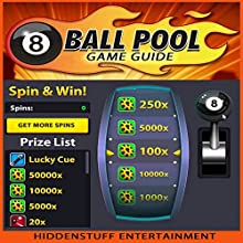 8 Ball Pool Game Guide (       UNABRIDGED) by Hiddenstuff Entertainment Narrated by Steve Ryan