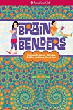 Brain Benders: Crosswords, Mazes, Searches, Riddles and More Puzzle Fun!