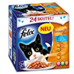 Felix Sensations Fisch Mix 24x100g Ka...