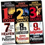 James Patterson Womens Murder Club Collection James Patterson 6 Books Set (9th Judgement, 8th Confession, 7th Heaven, 3rd Degree, 2nd Chance, 1st to Die) (Womens Murder Club Collection)