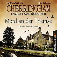 Mord an der Themse (Cherringham - Landluft kann tödlich sein 1) Hörbuch von Matthew Costello, Neil Richards Gesprochen von: Sabina Godec