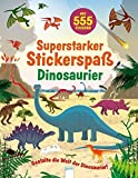 Superstarker Stickerspaß. Dinosaurier